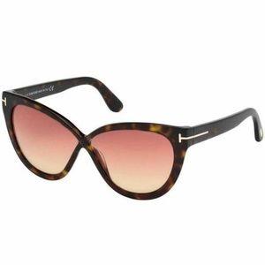 Tom Ford Sunglasses Smoke Gradient Lens